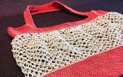 Crocheted Shopping Net