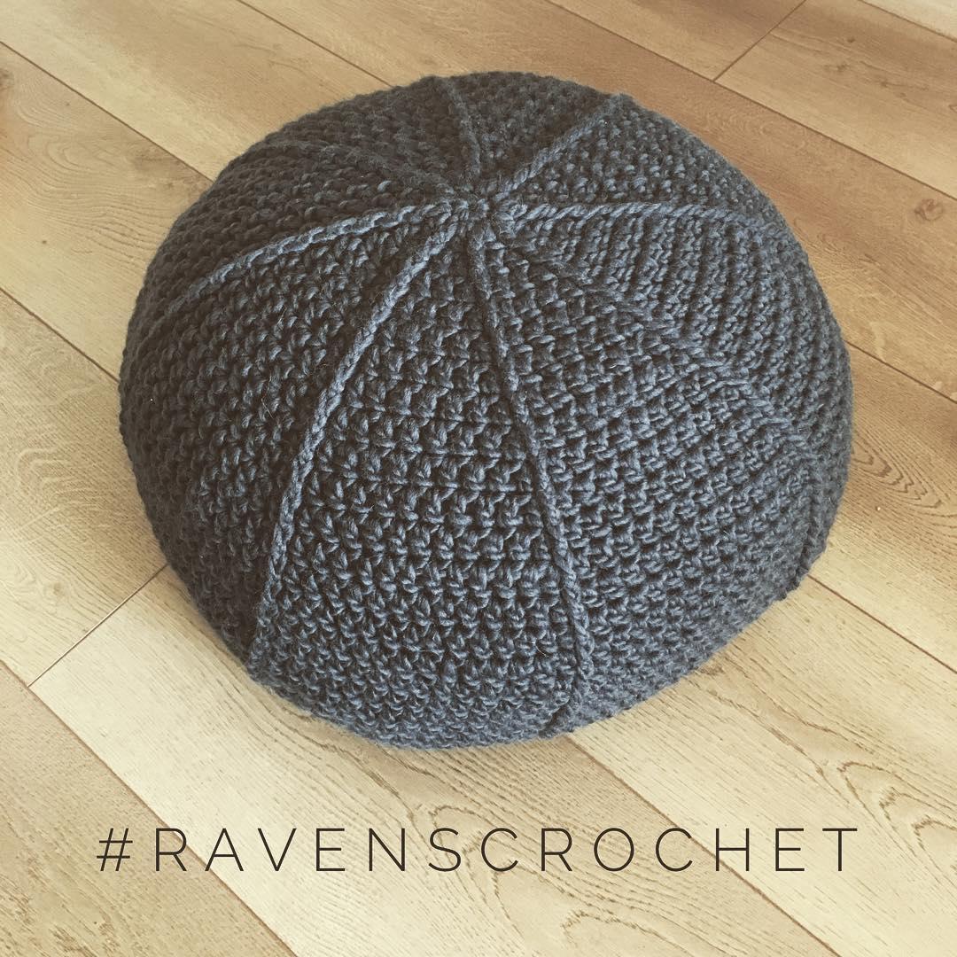 Crocheted Coaster Pattern