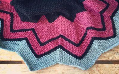 Crocheted Poncho