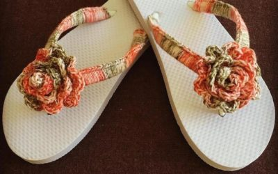 Personalize your flip flops