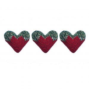 Crocheted woollies