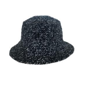 crocheted bucket hat
