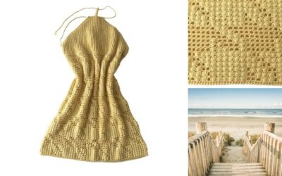 Crocheted Beach Dress